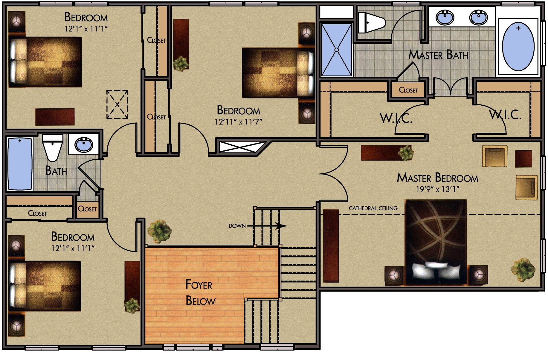Dream House Exterior Modern Luxury Floor Plans
